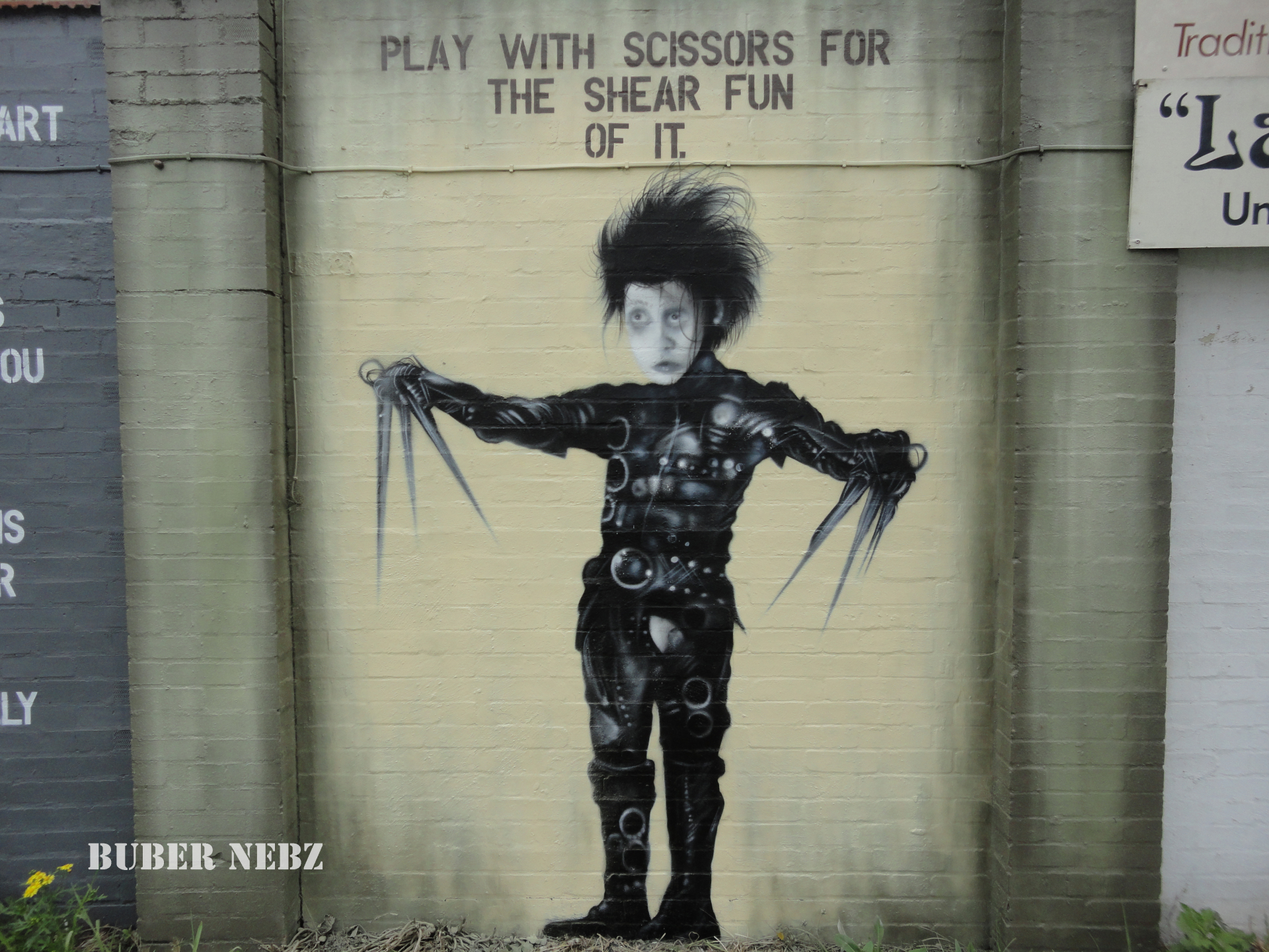 Edward Scissors Hands