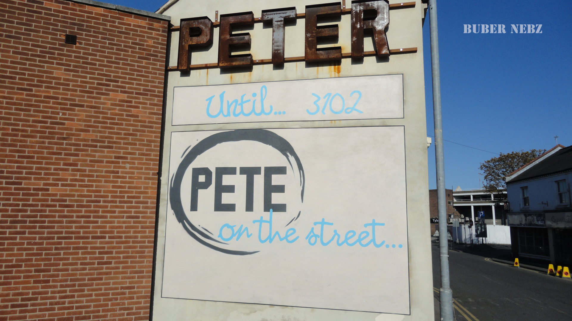 Pete On The Street