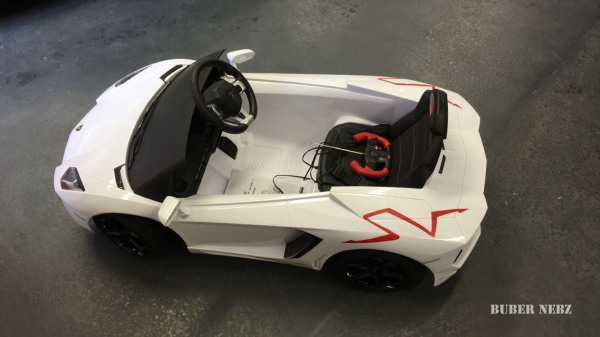 Mini Lamborghini